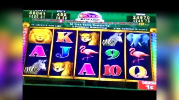 €540 Daily freeroll slot tournament at Dream Dubai Casino