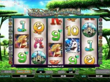 Eur 470 No deposit casino bonus at Video Slots Casino