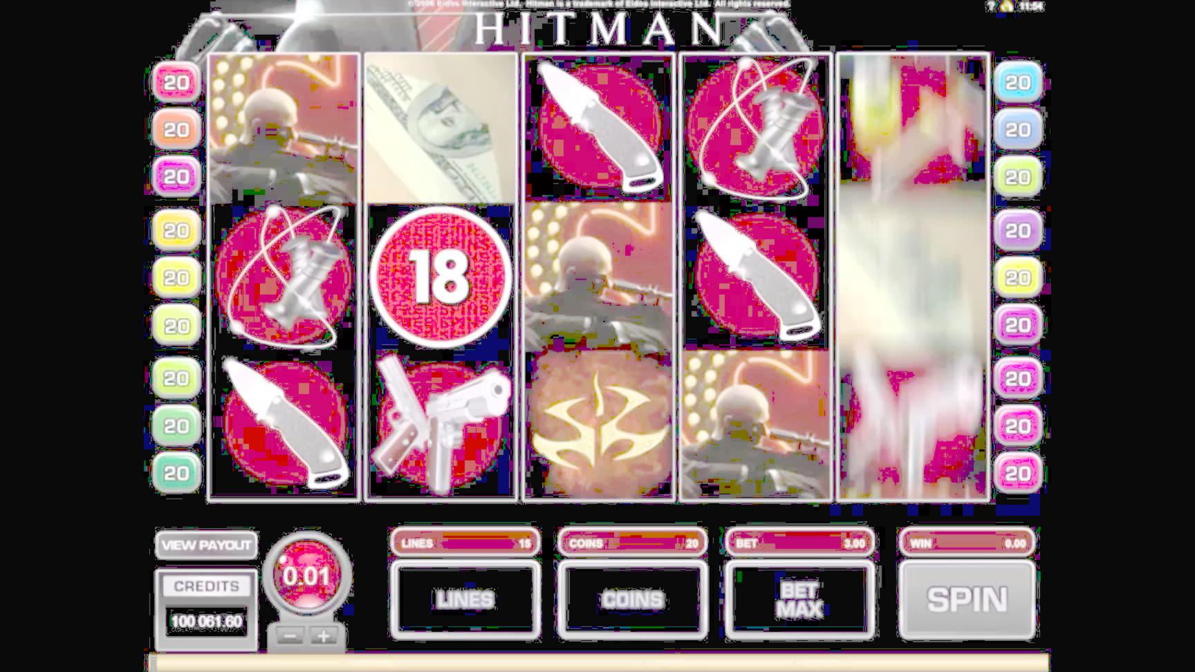 €125 Free casino chip at Energy Casino